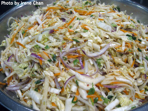 Korean Slaw