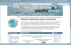 WOCE Pacific Ocean Atlas